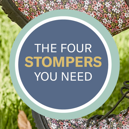 The 4 Stompers You Need