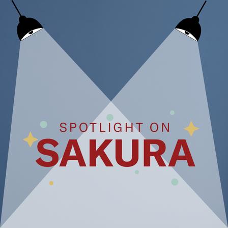 Spotlight On Sakura