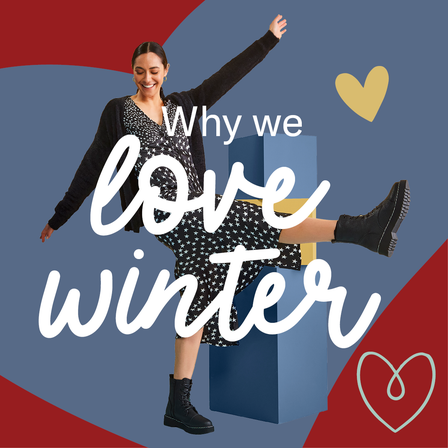 Why We Love Winter