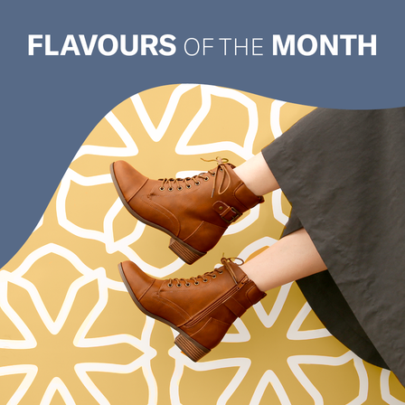 Flavours Of The Month: Wide-Fit