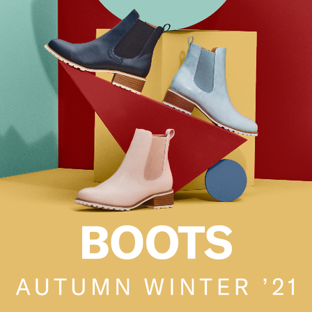 AW21: Boots