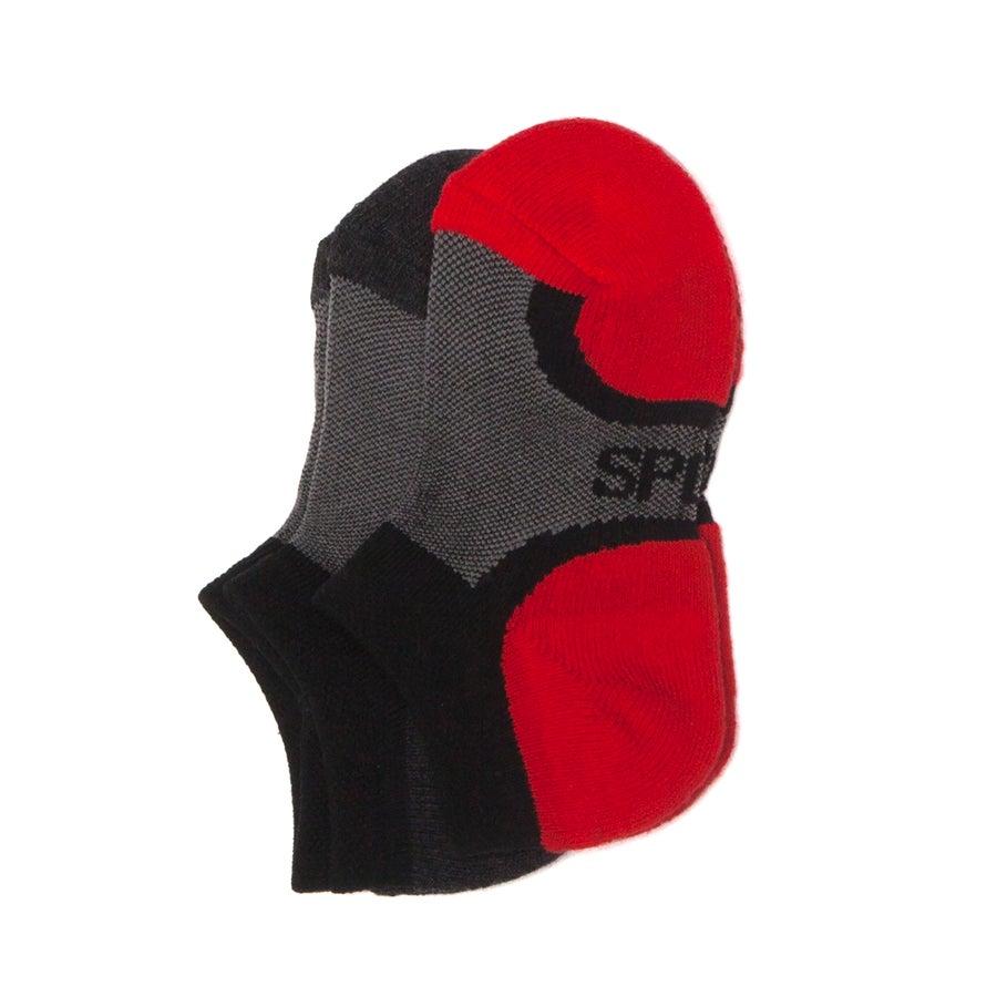2 Pack Ultra Performance Ankle Socks - Boys'