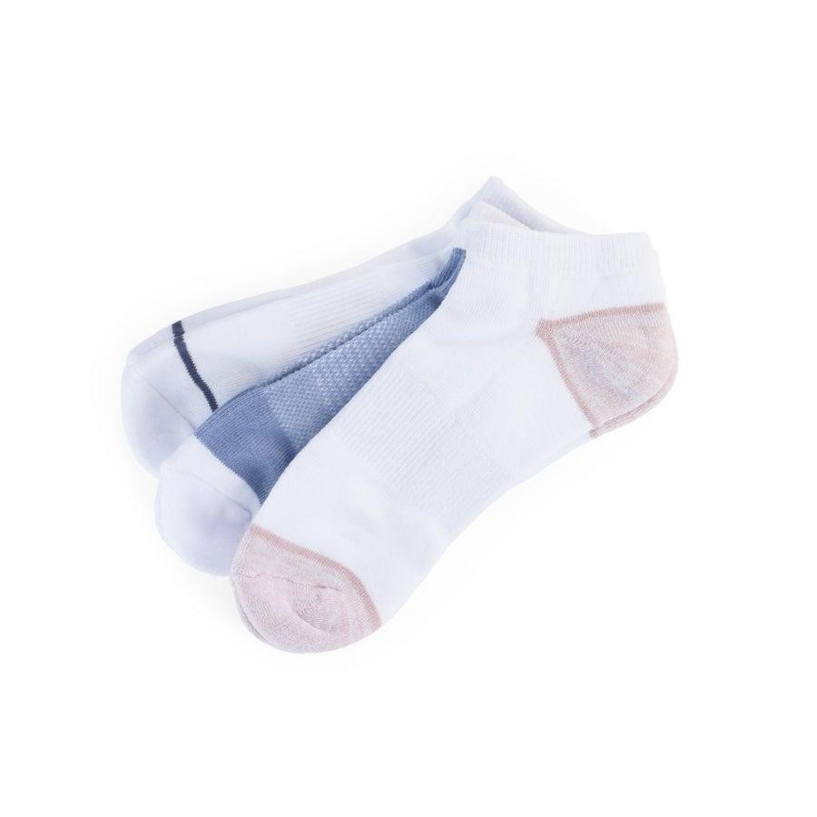 3 Pack Sports Socks - Women's
