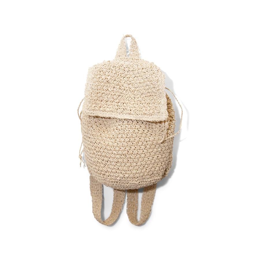 Alice Paper Straw Bag