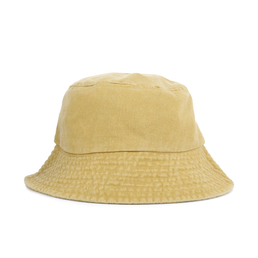 Andrea Washed Bucket Hat