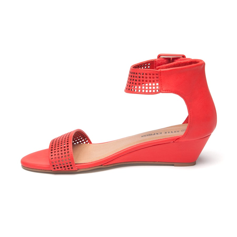 Angeline Strappy Wedges