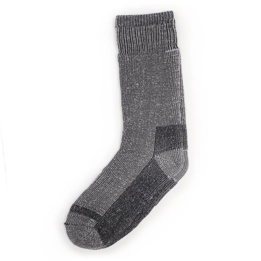 Asphalt Heavy Duty Men's Wool Socks