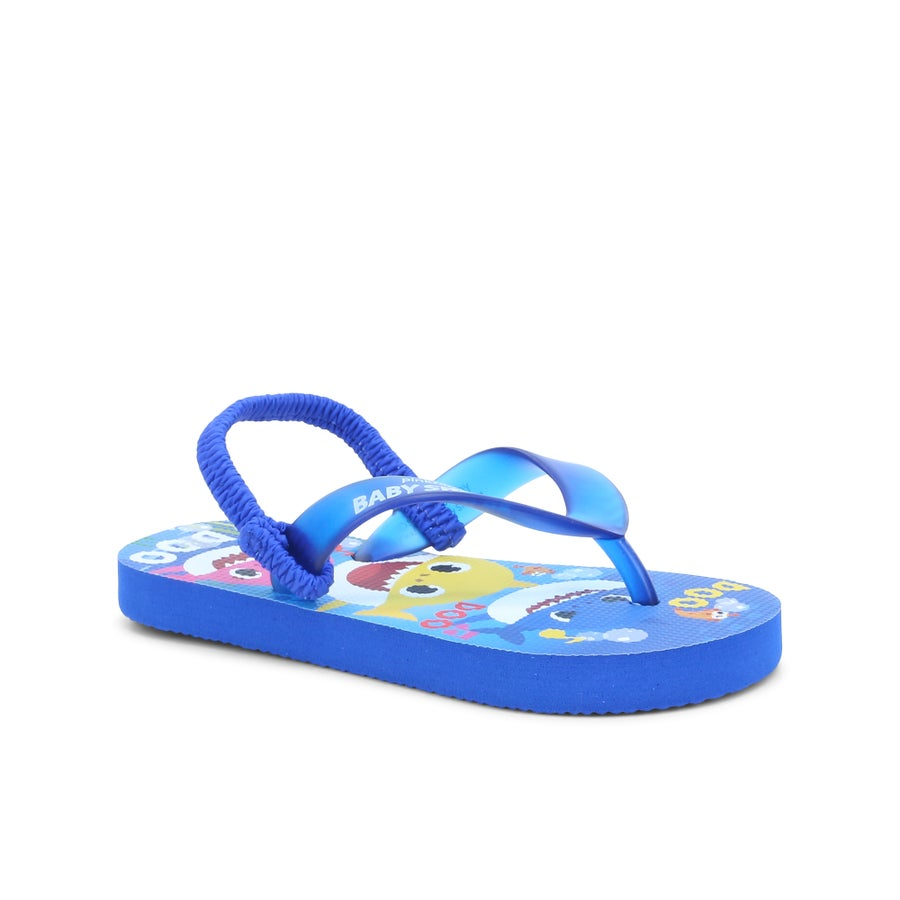 Baby Shark Toddler Jandals
