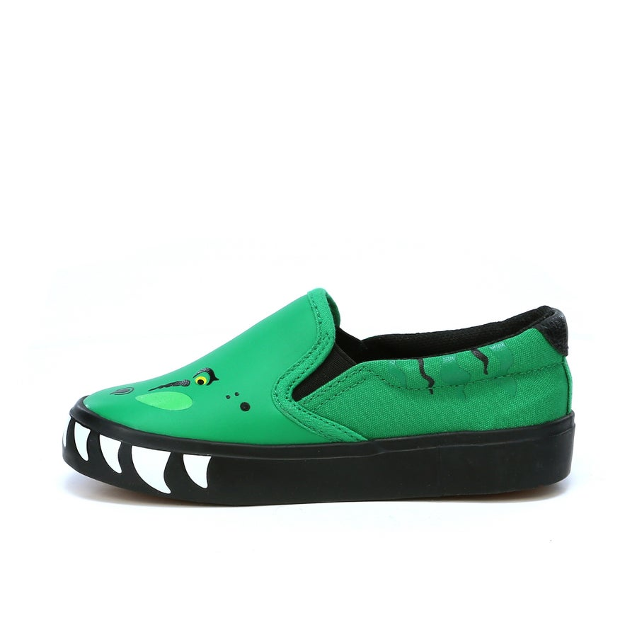 Brucey Goosey Slip On Shoes