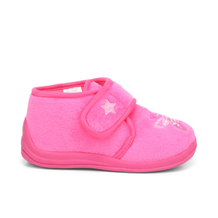 Butterfly Toddler Slippers
