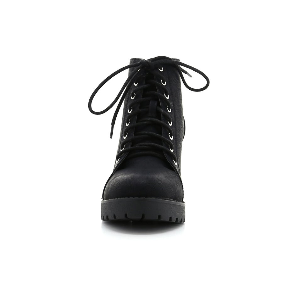 Casey Lace Up Ankle Boots