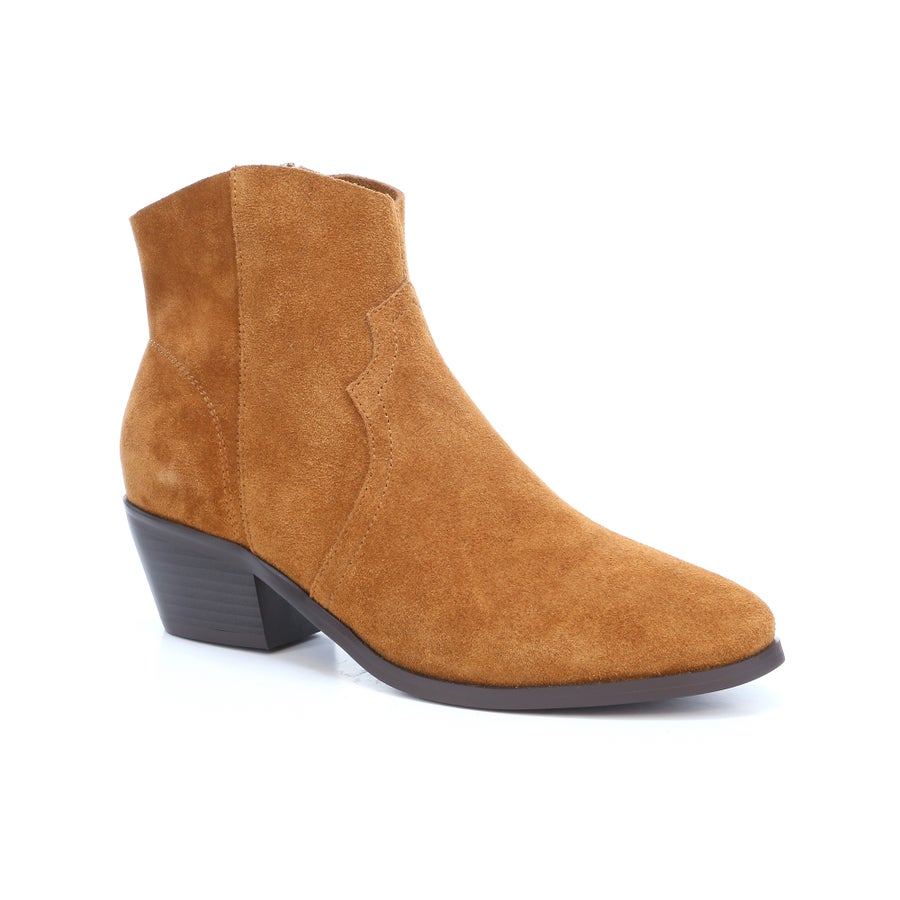 Chicago Leather Ankle Boots