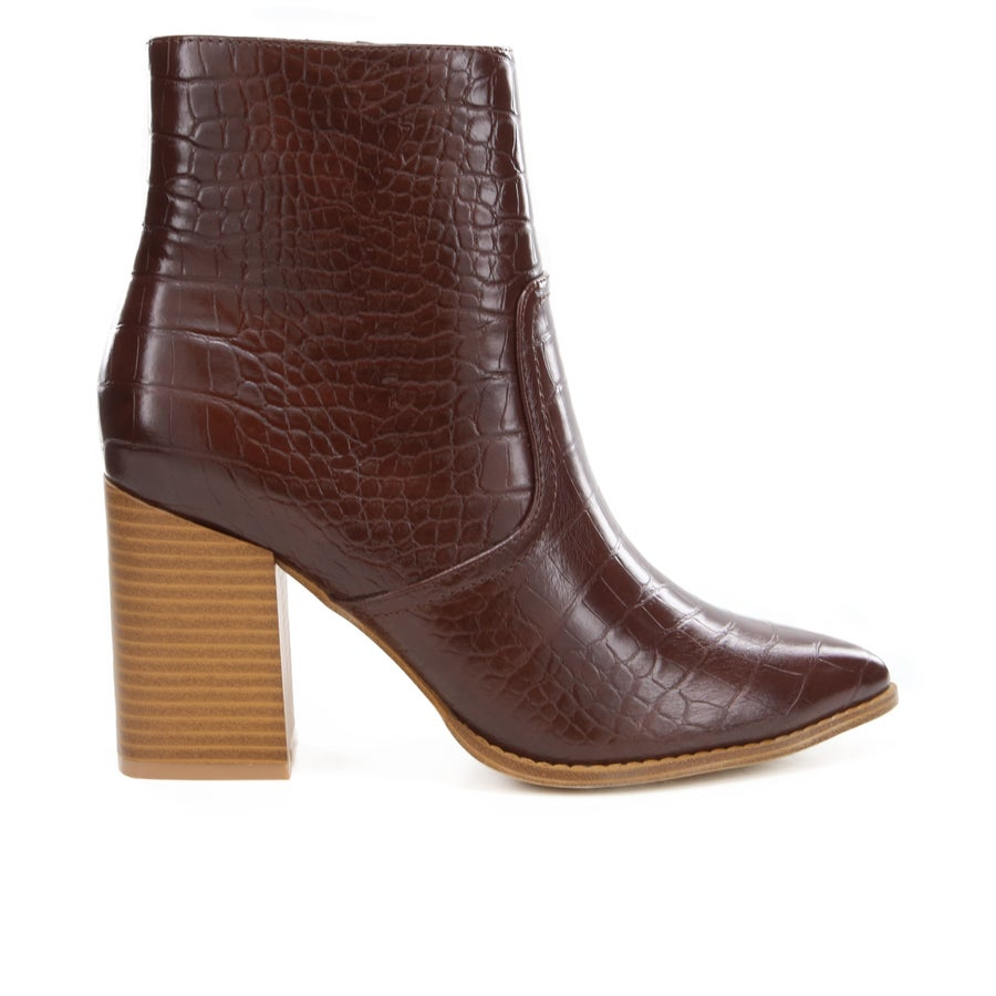 Chomp Ankle Boots