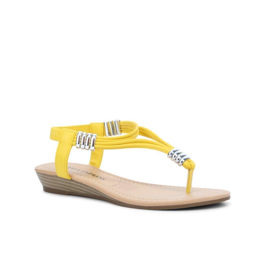 Cindy Wedge Sandals