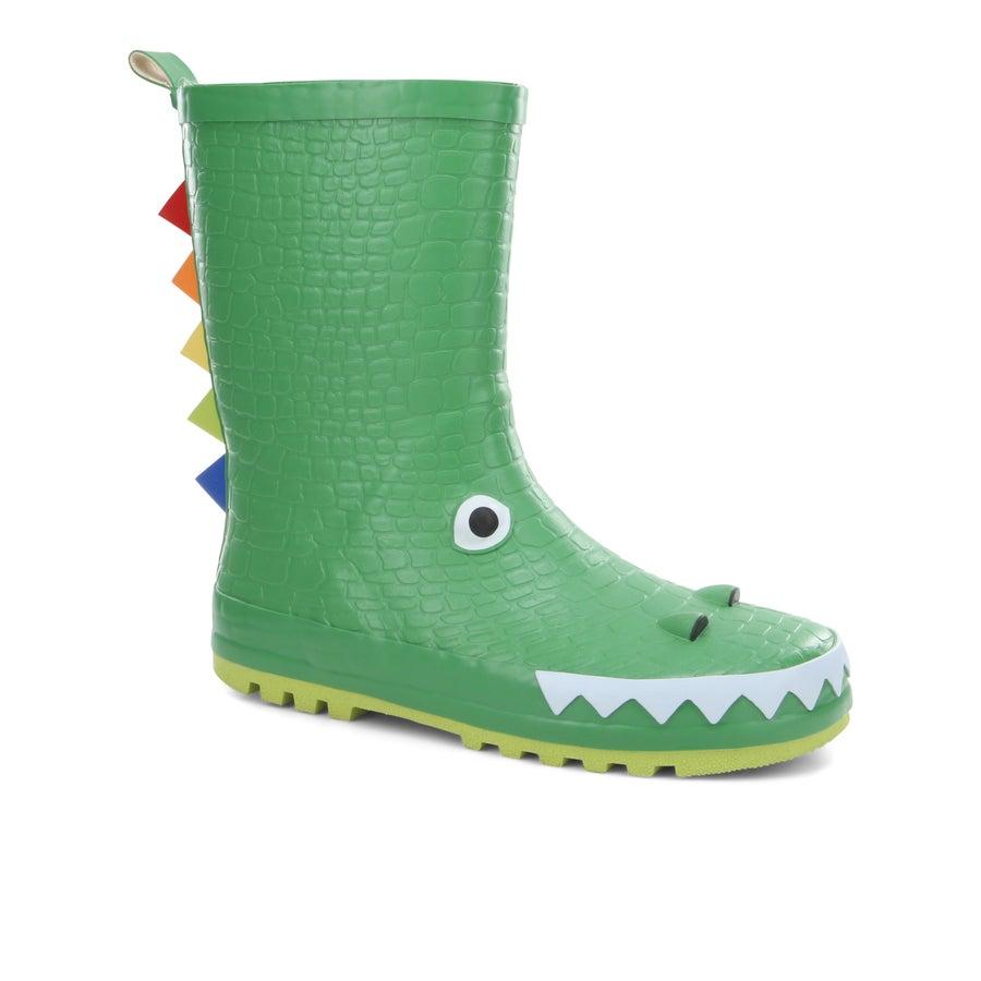 Crocodile Snap Kids' Gumboots