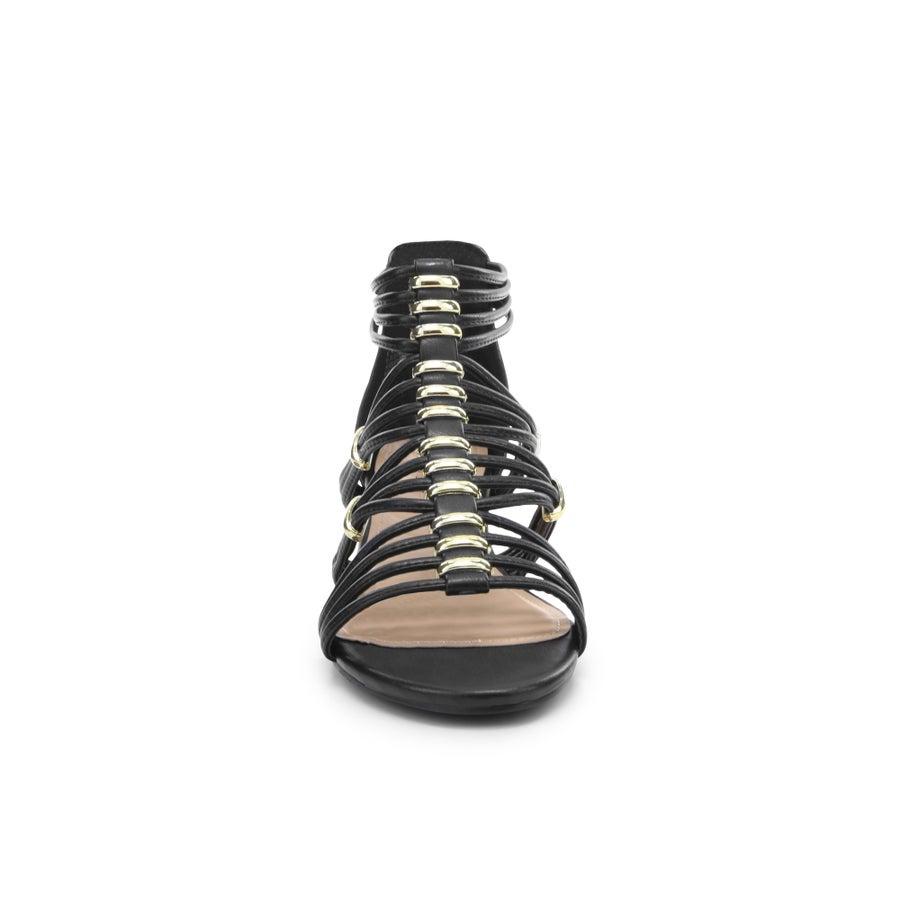 Dana Wedge Sandals - Wide Fit