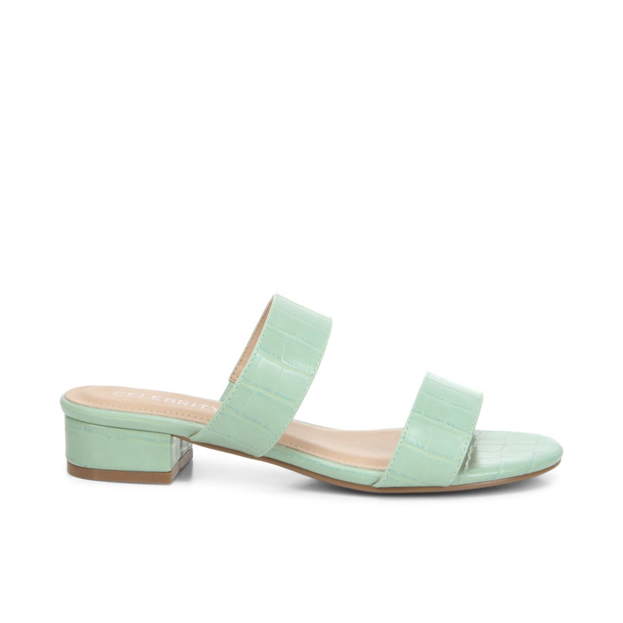 Dawn Block Heels