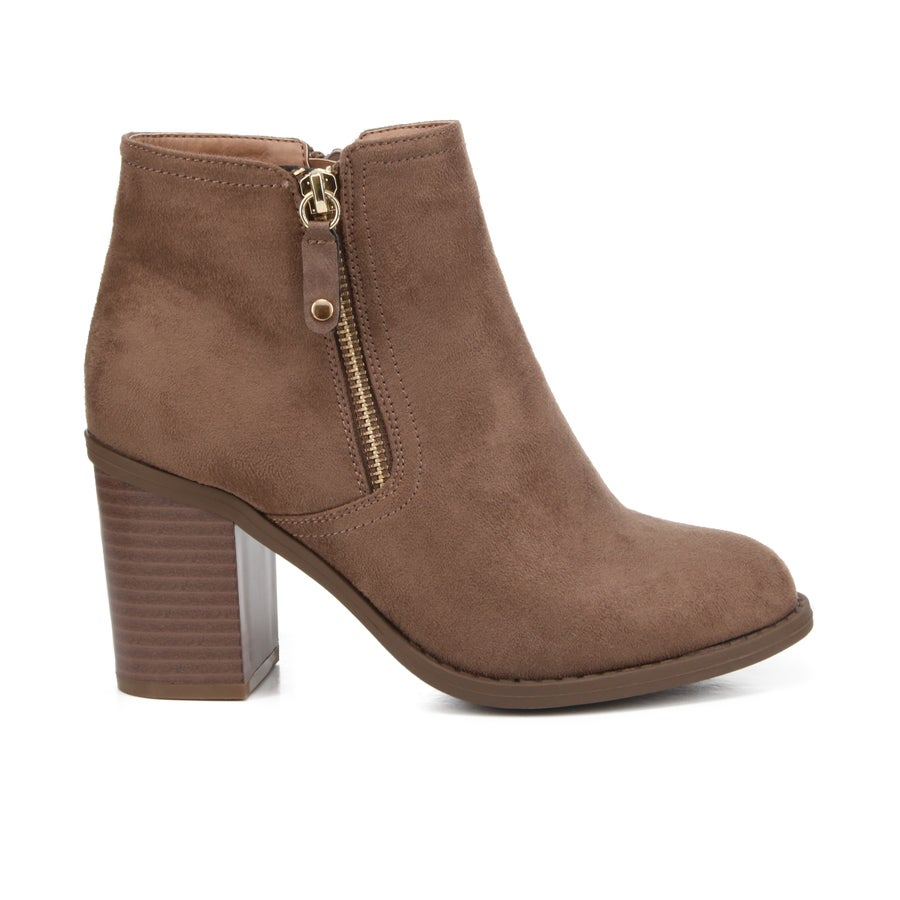 Elena Ankle Boots - Wide Fit