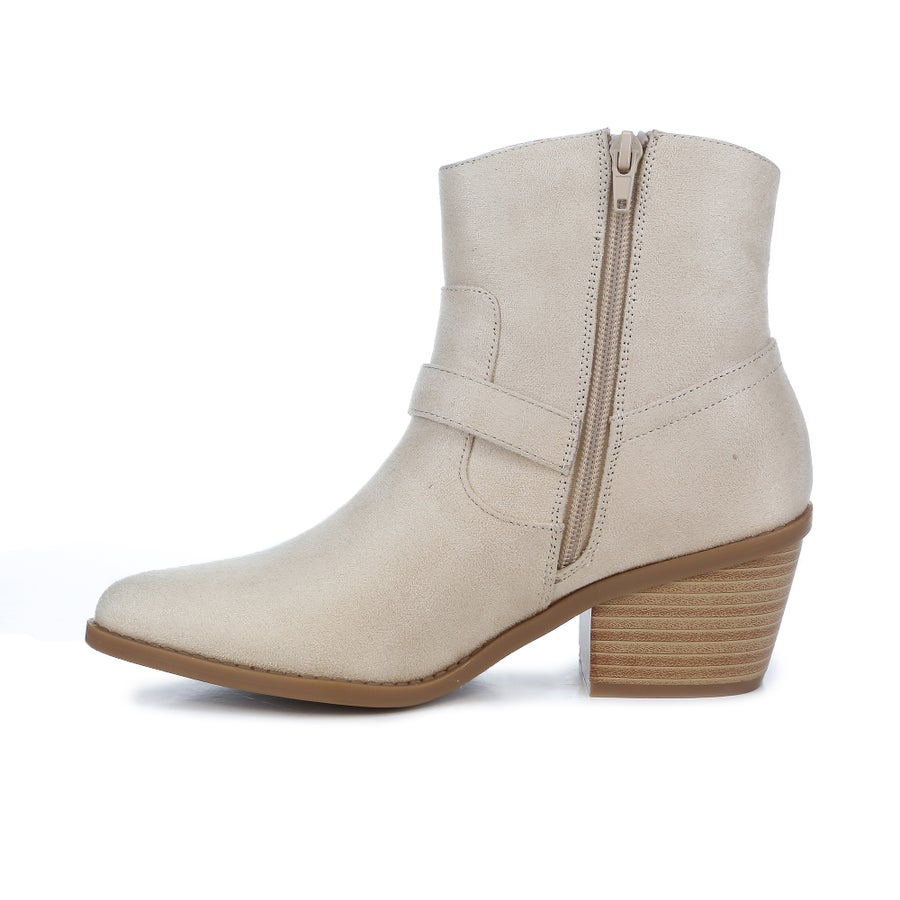 Escobar Western Ankle Boots