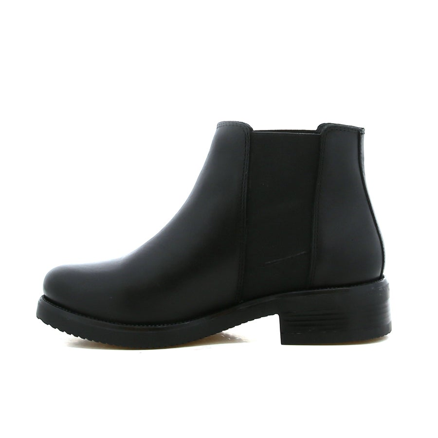 Finley Leather Ankle Boots
