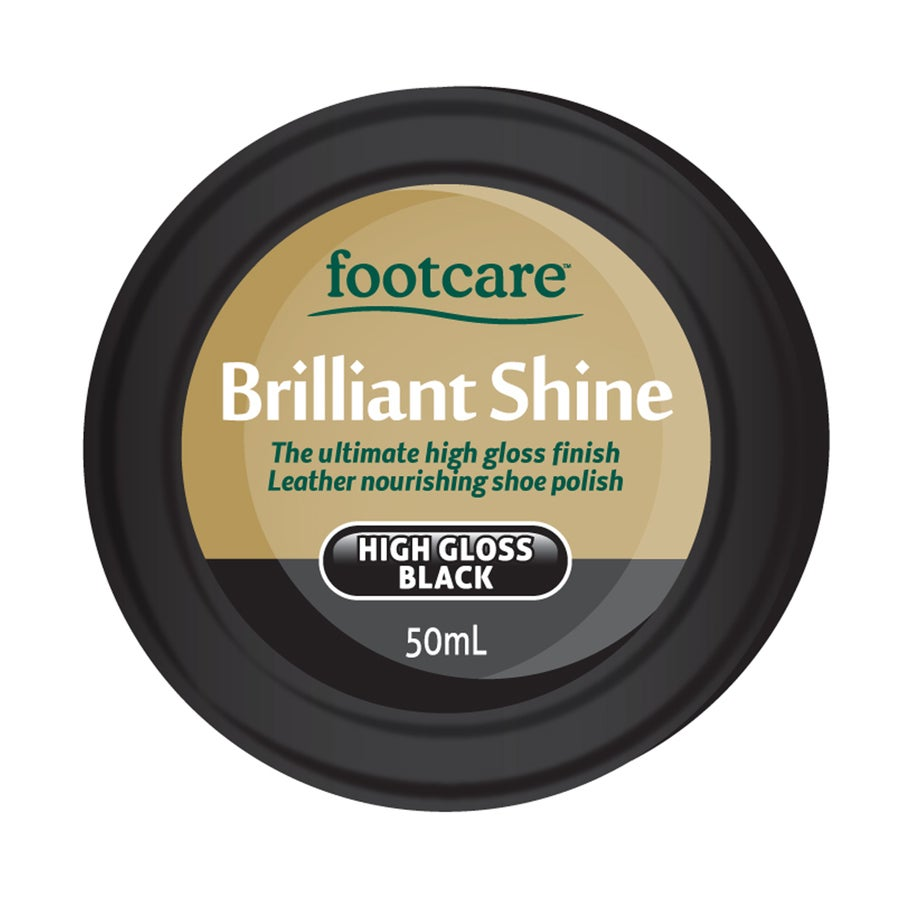 Footcare Brilliant Shine Shoe Polish