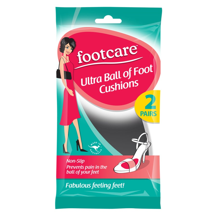 Footcare Ultra Ball of Foot Cushions