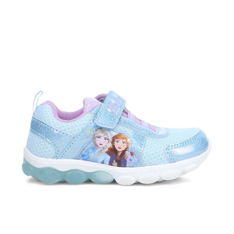 Frozen Elsa Anna Toddler Sneakers