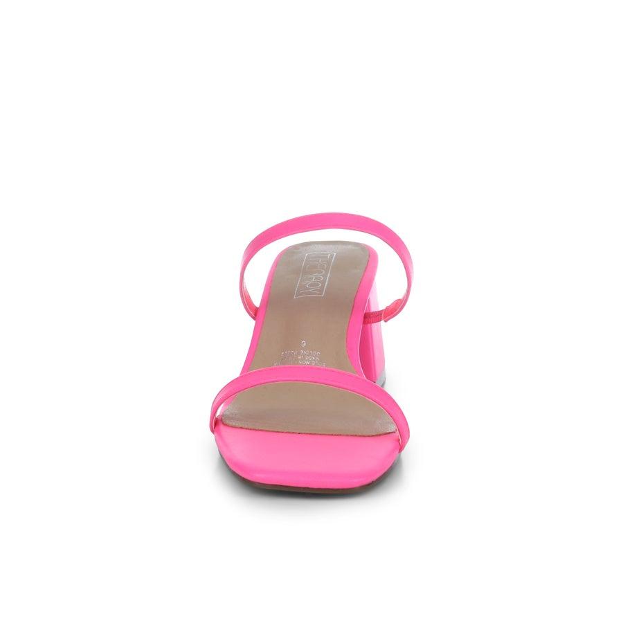 Goldie Block Heels
