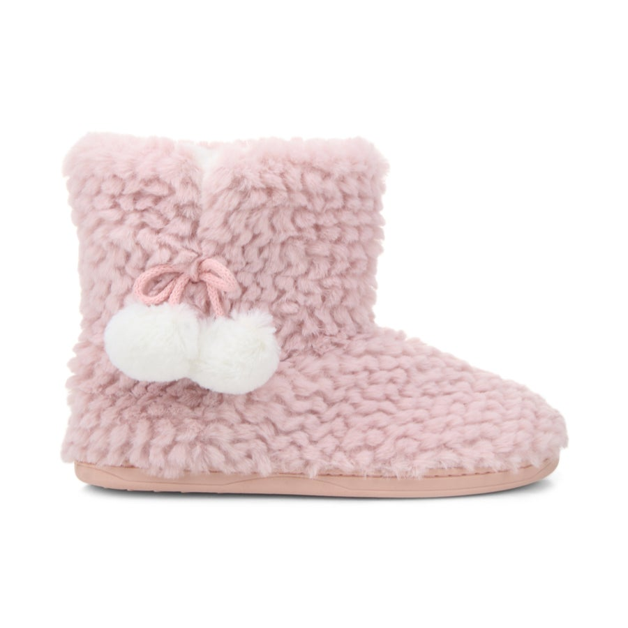 Grosby Invisible Saturn Slipper Boots