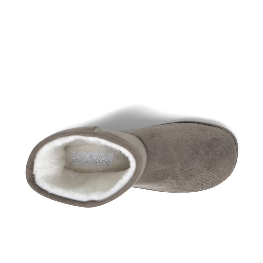 Grosby Invisible Short Slipper Boots