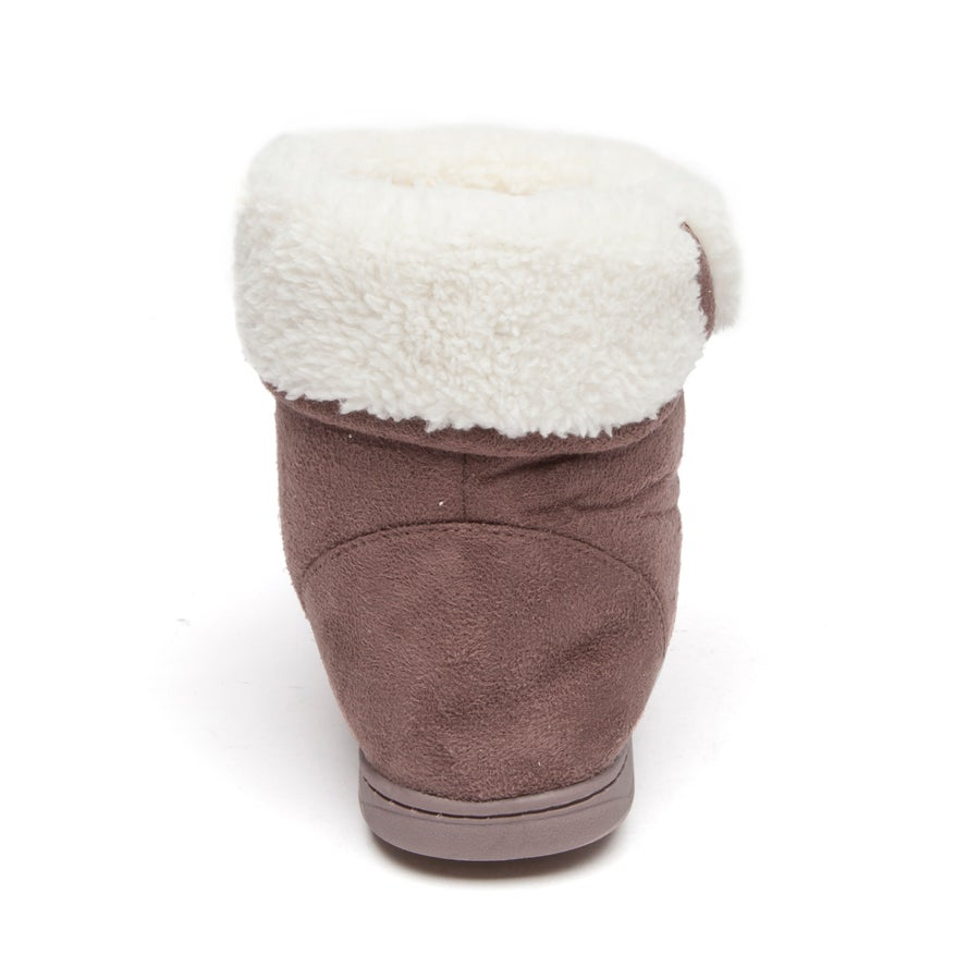 Grosby Invisible Snuggle Slipper Boots