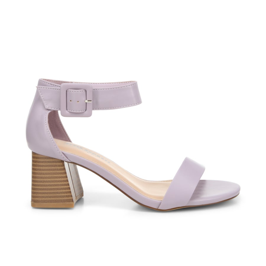 Gus Block Heels - Wide Fit