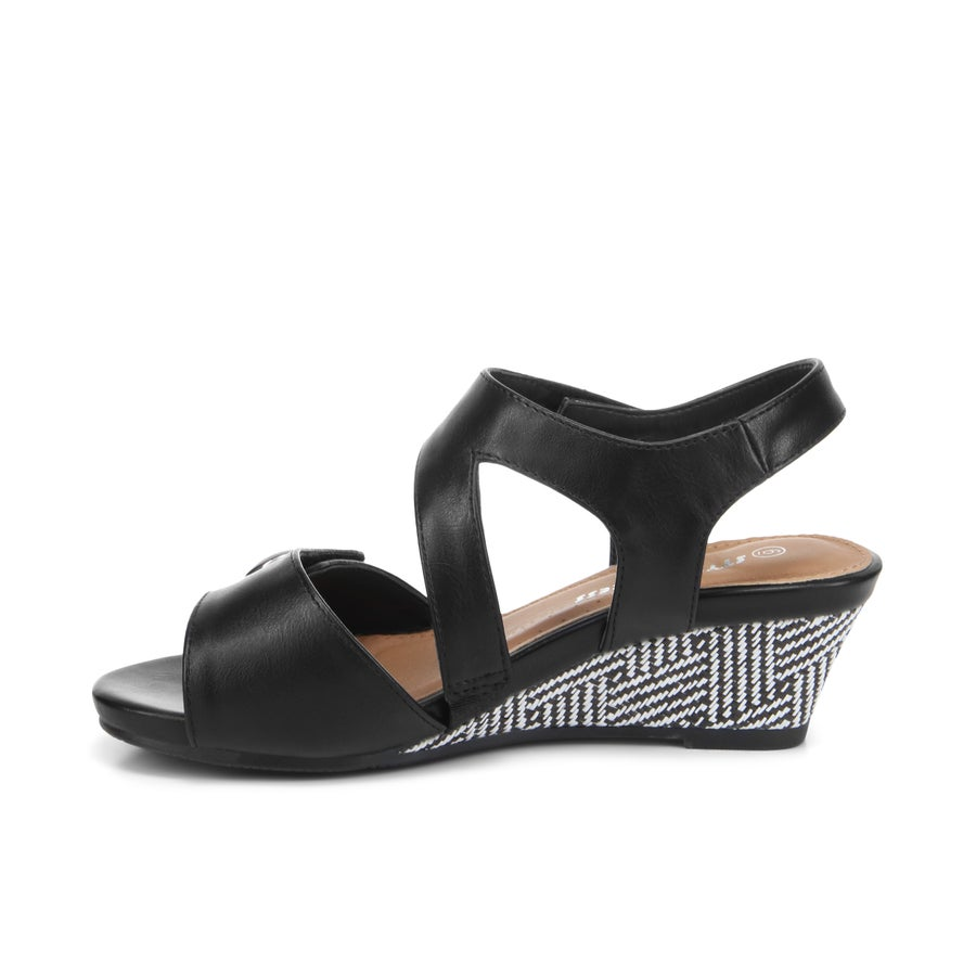 Helena Wedges - Wide Fit
