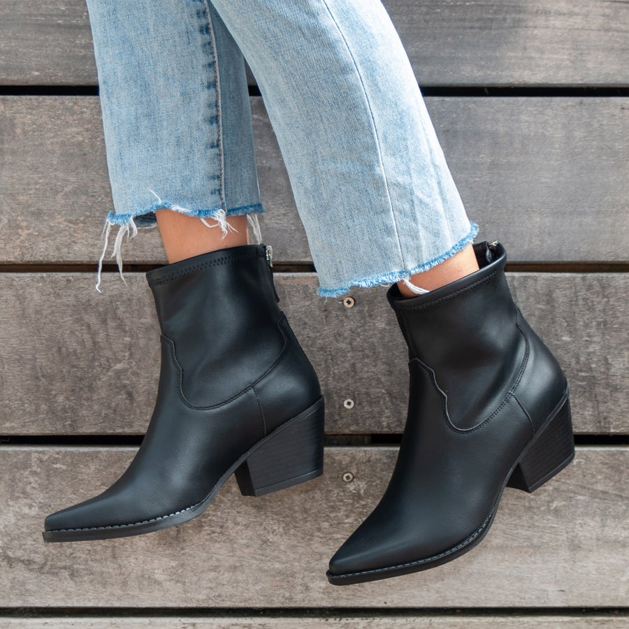 Indiana Ankle Boots