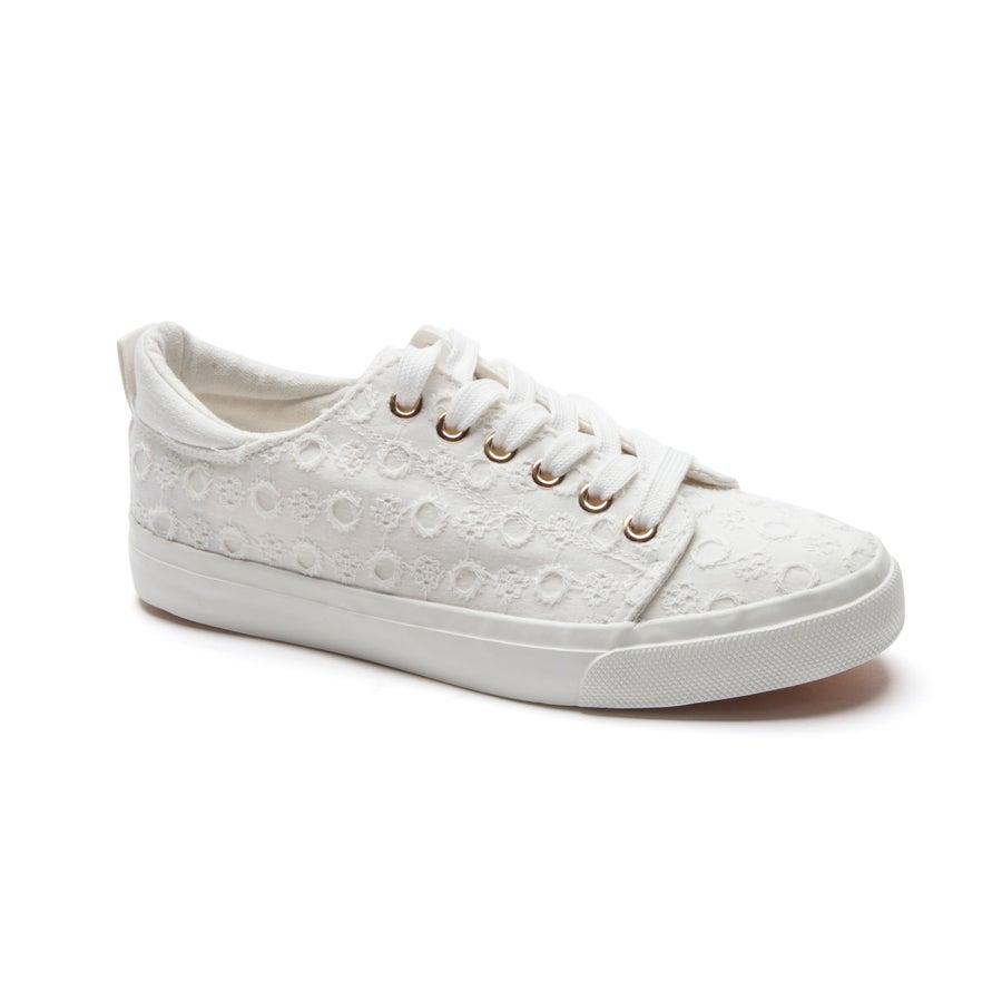 Joy Canvas Shoes