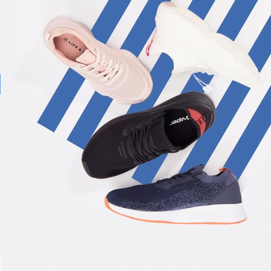 Jumped Sneakers