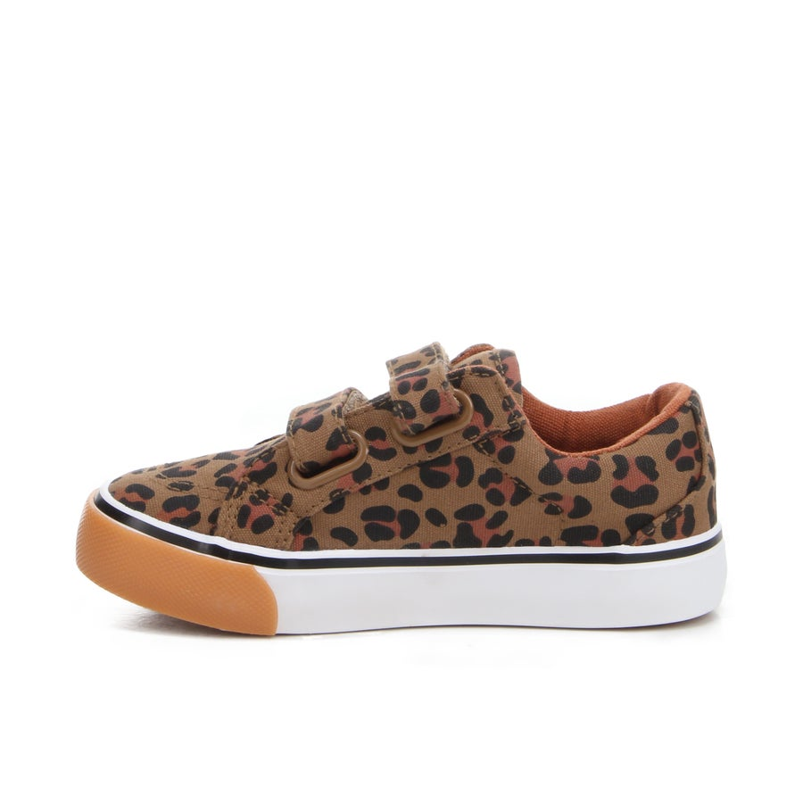 Leo Leopard Toddler Sneakers