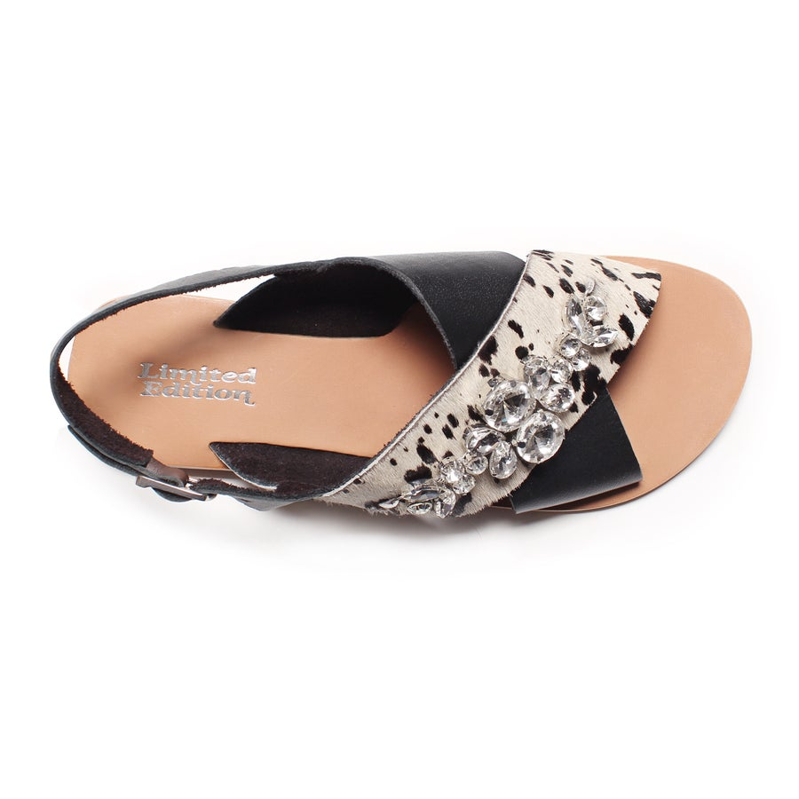 Limited Edition Lorraine Leather Sandals