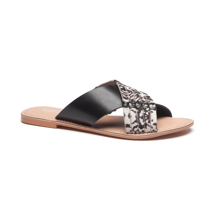 Limited Edition Shakira Leather Sandals