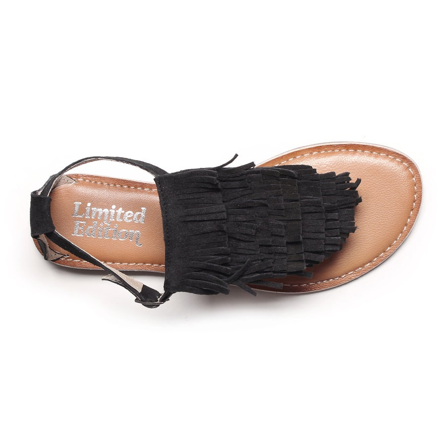 Limited Edition Zelda Leather Sandals