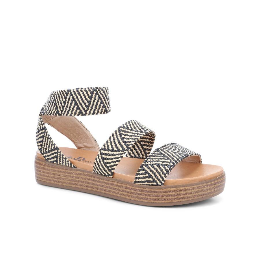 London Rebel Catalina Sandals
