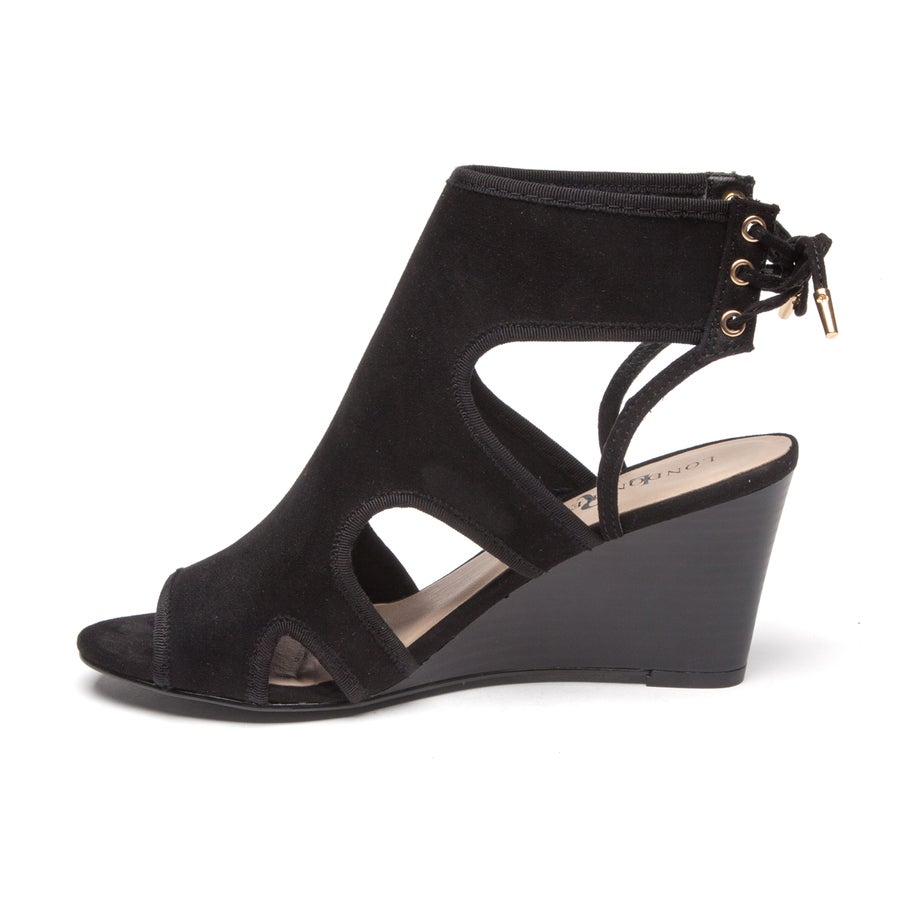 London Rebel Lara Wedges