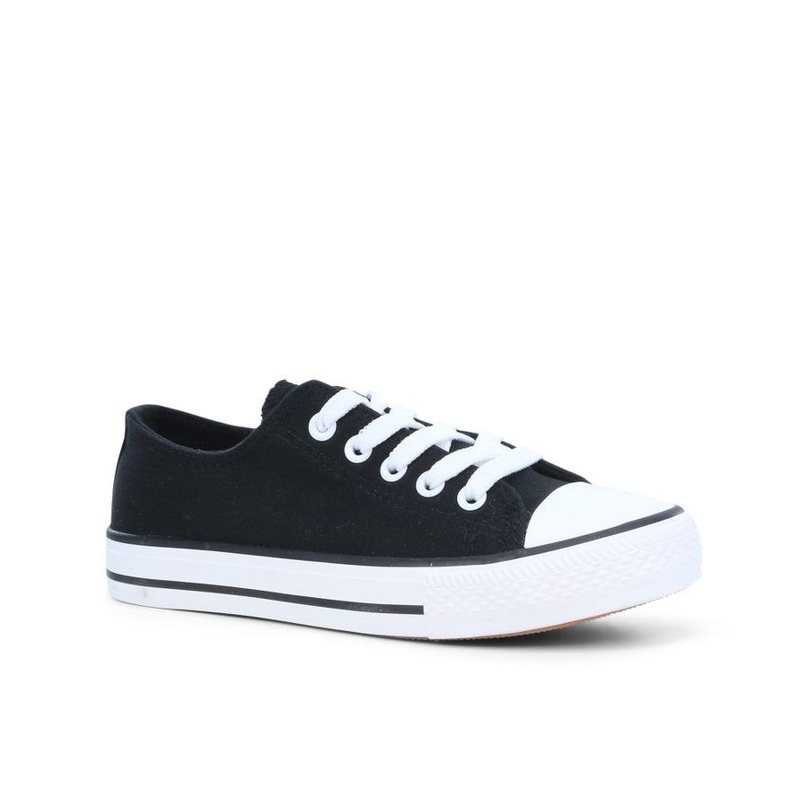 Low Canvas Kids' Sneakers