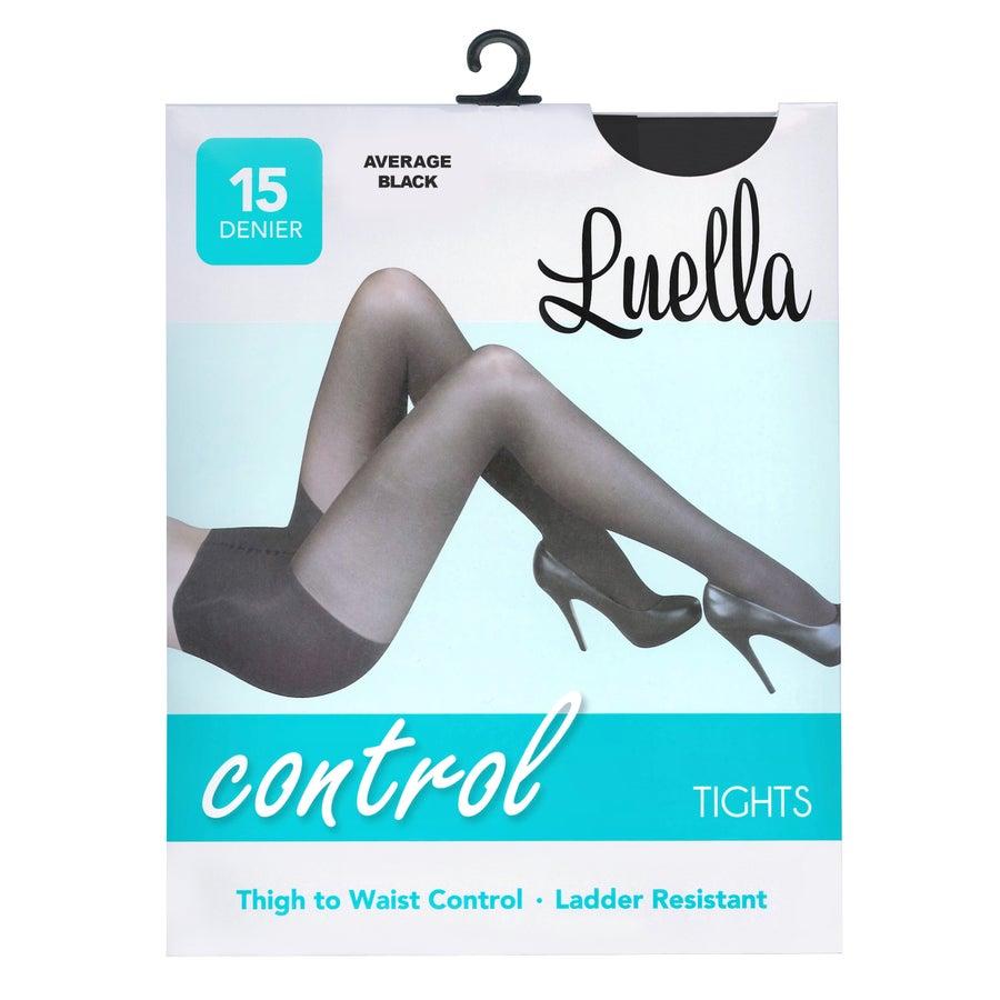 Luella 15 Denier Control Tights