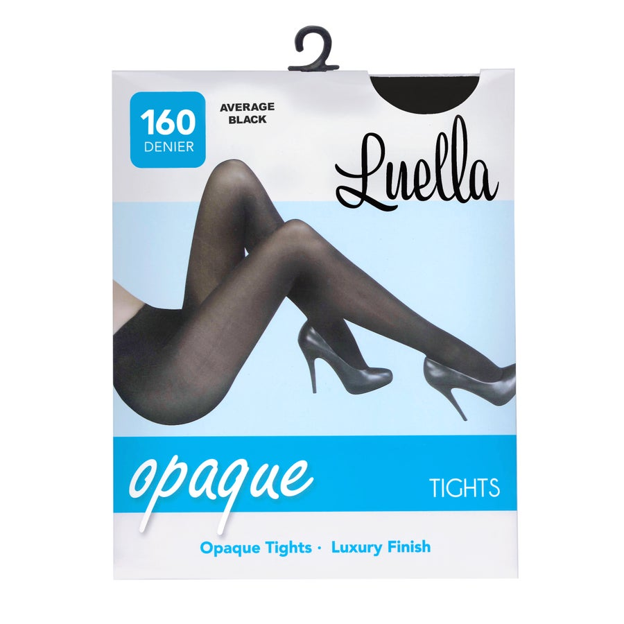Luella 160 Denier Opaque Tights