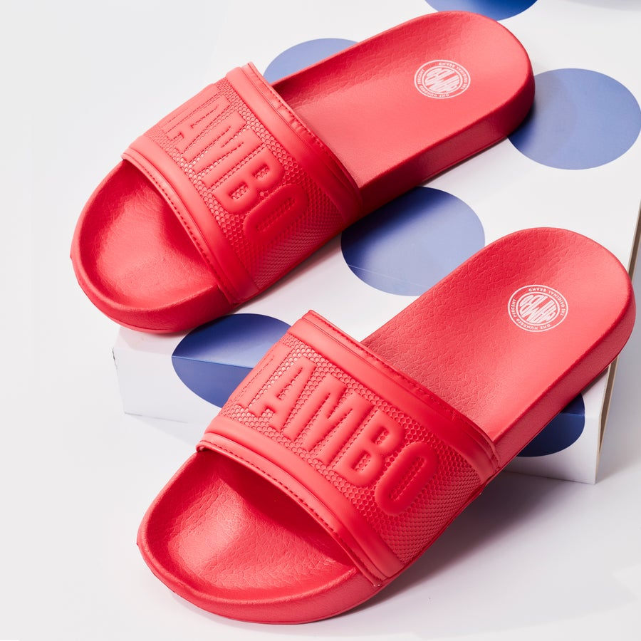 Mambo Men's Pool Slides