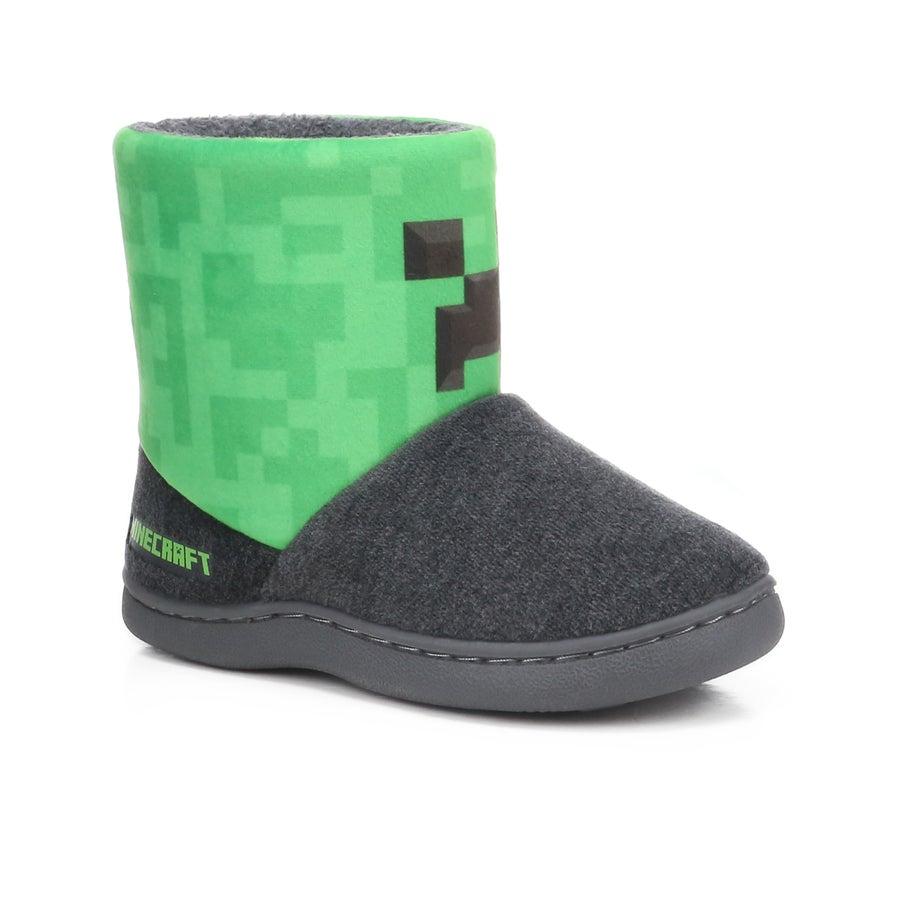 Minecraft Kids' Slipper Boots