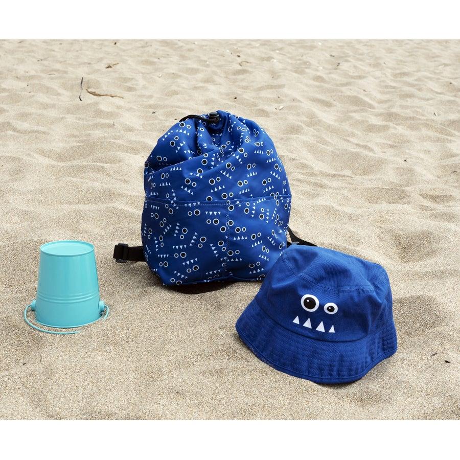 Monty Monster Beach Bag