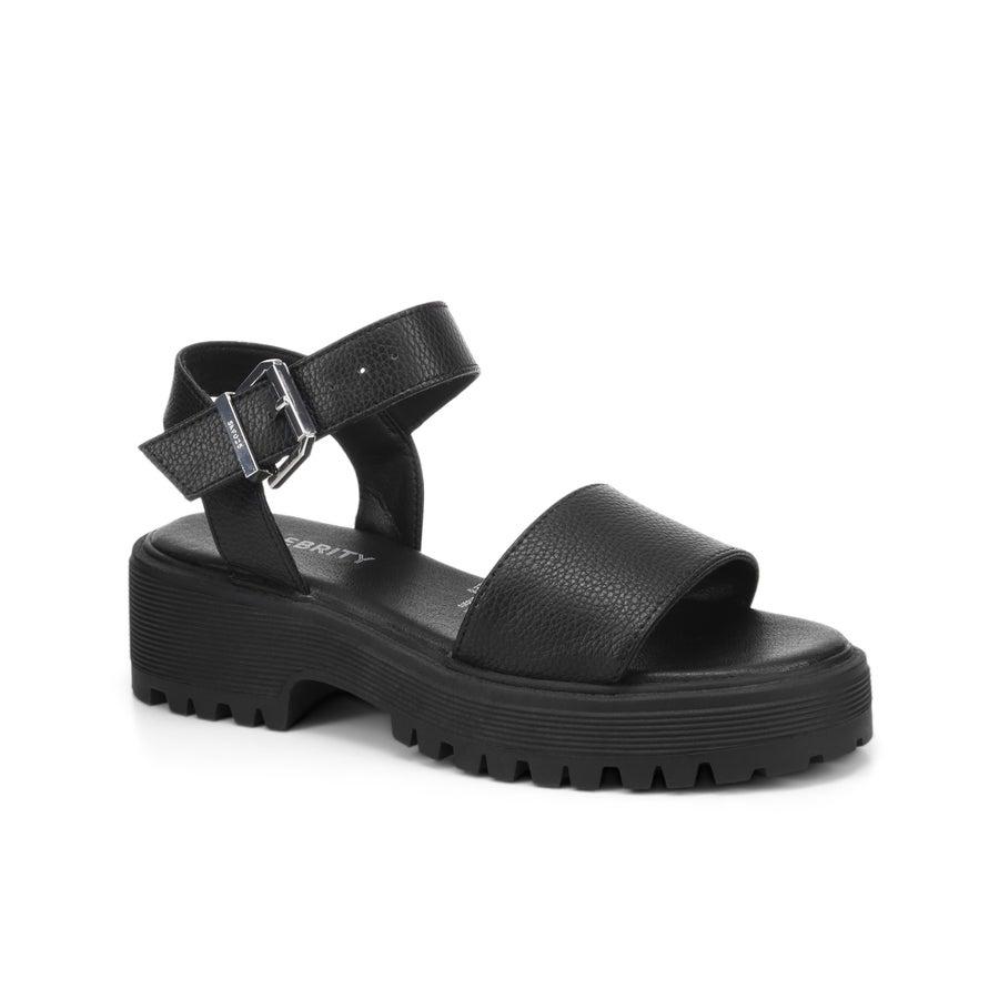 Nikko Flatform Sandals