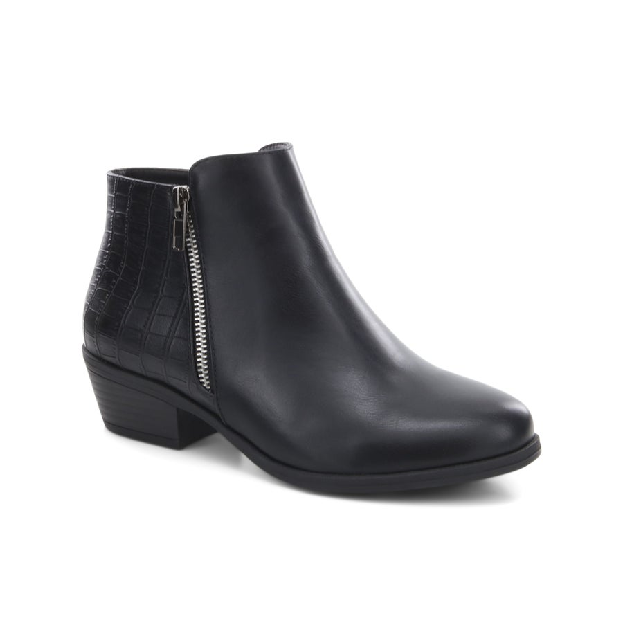 Oregano Ankle Boots - Wide Fit